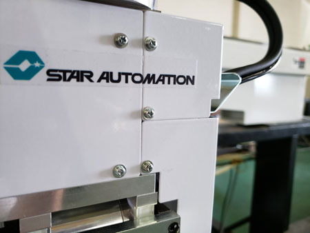 Star Automation Automatic Unloaders and Pallet Changers Wisconsin